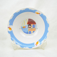 bulk low price ceramic chinese baby soup bowls/Dishwasher and microwave safe kid bowls