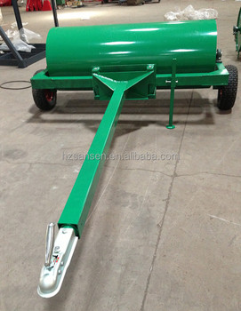 Lawn Roller, Land Roller,  Filled with Water