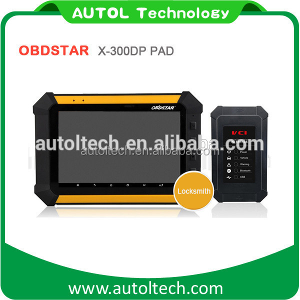 OBDSTAR X300 DP X-300DP PAD Tablet Key Programmer Full Configuration with Full System Diagnosis for Japanese and Korean cars