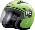 Open Face Helmet Motorcycle Chopper Scooter DOT Approved DP-602