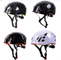 CE EN 12492 protective safety rock climbing outdoor sport caving helmet