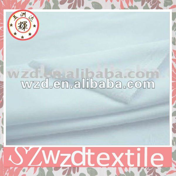 T/C 65/35 bleached fabric for garment