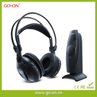 Infrared wireless 5.1 channel headphone for TV,DVD,PC...