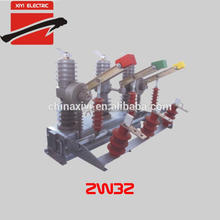 ZW32 Magnetic switch transparent circuit breaker vacuum type switchgear types of safety electrical switches from manufacturer