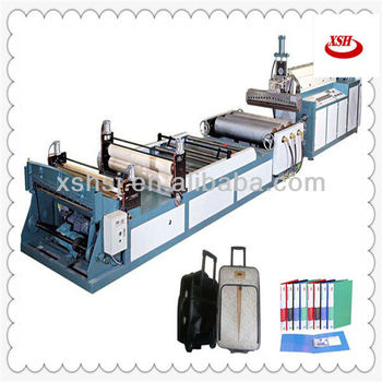 Hot sale plastic foam sheet extrusion line for caps and bags