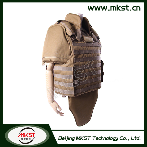 Quick release Full Body Protection Armor