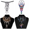 Trendy Bijoux Accessories Chokers Statement Necklace