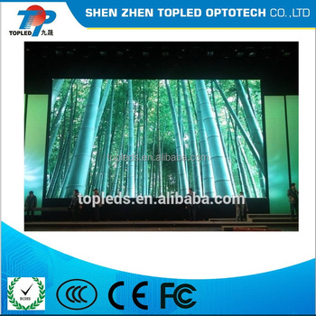 Hot sale high resolution outdoor stage led display