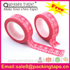 hot seller custom printed perforated masking tape promotional washi roll tape