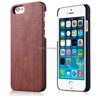 For iphone 6 wood case, Hybrid case for iphone 6 wood+pc cover China supplier