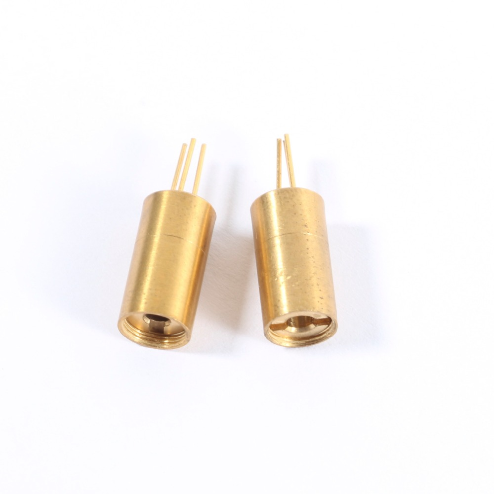 Laser Diodes 5MW 650 nm RED Dot Laser Diod 5MW 650nm Module Pointer Copper Head