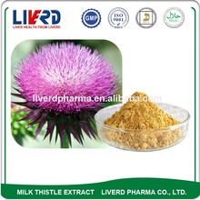 100% Natural Holy Thorn Extract Silymarin with Competitive Price