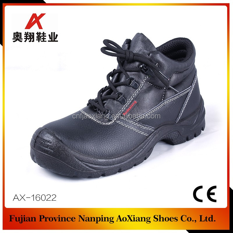 China Product Labor Protective Steel Toe Safety Shoes