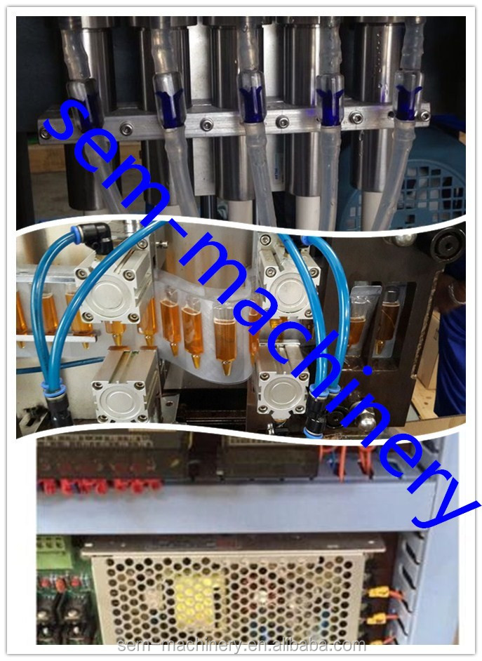 Liquid Pesticide Small Bottle Packing Machine