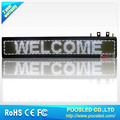 led mini moving sign \ led text moving sign \ led moving message display sign