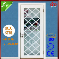 Cheap Single Entry Fancy Wood Door Design
