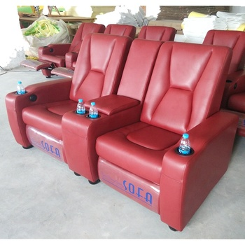 Most popular comfortable electronic reclining home cinema sofa LS-805