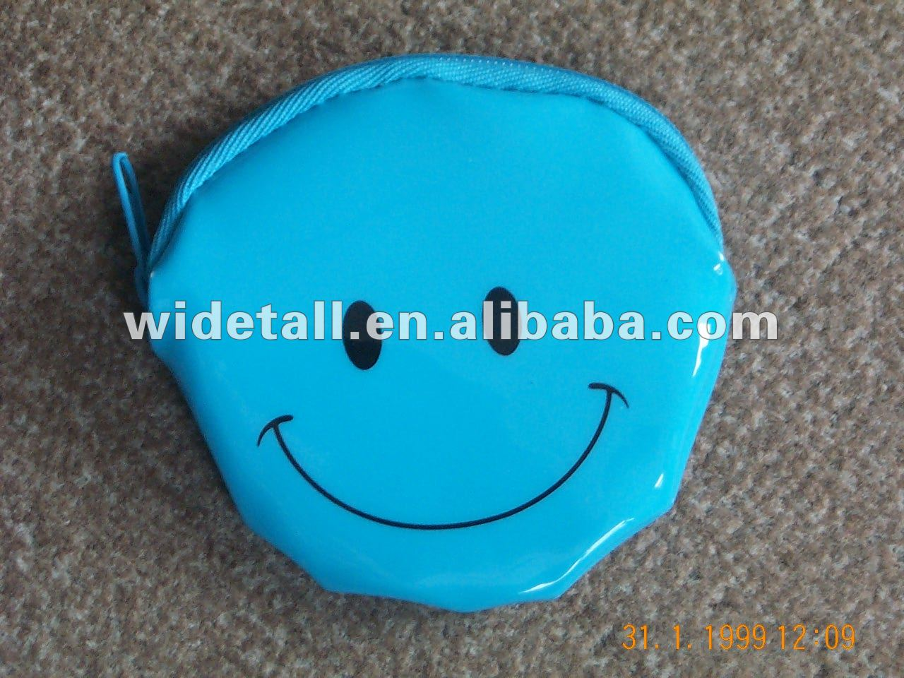 PVC bag\ PVC money bag\ inflatable promotion gift