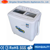double tub washing machine compact washing machine with compressor