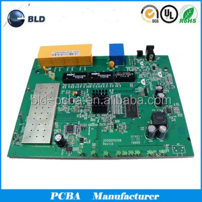 Chinese home appliance electric heater PCB circuit design