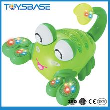 Kinder Spielzeug | Universal colorful light and music battery operated mini plastic toy animal