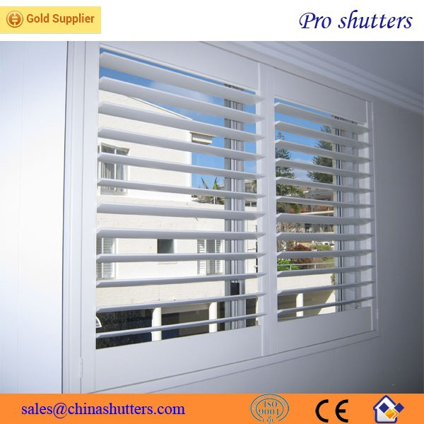 Hot sell low price interior shutters poland buy shutters poland interior window shutters pvc for Window shutters interior prices