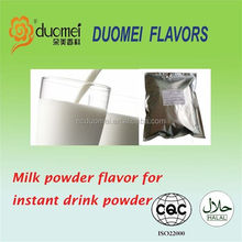 Concentrate flavouring milk powder flavor for instant drink powder