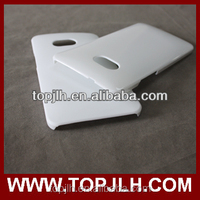 Wholesale blank sublimation waterproof case for HTC ONE M7