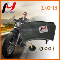 Natural rubber inner tube motorcycle 300-18,motorcycle tires