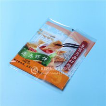 PE Material Heat Sealing Customize Plastic Bag Seal Stick for Packing Frozen Food