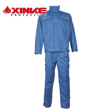 fire retardant 100% cotton industrial safety uniforms with high quality