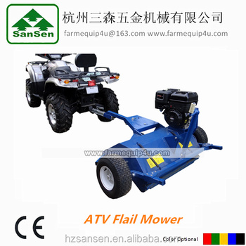 CE Certificate ATV Mower ATV 120 Flail Mower mulcher