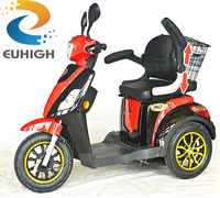 China electric motorcycle scooter 3 wheel for adults