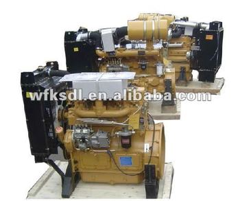 K/ZH4100D/ZD engine diesel for generator