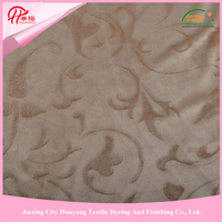 Chinese Products Wholesale 100% Polyester,Tiger Velboa Upholstery Fabric, Short Piles Fleece Fabric