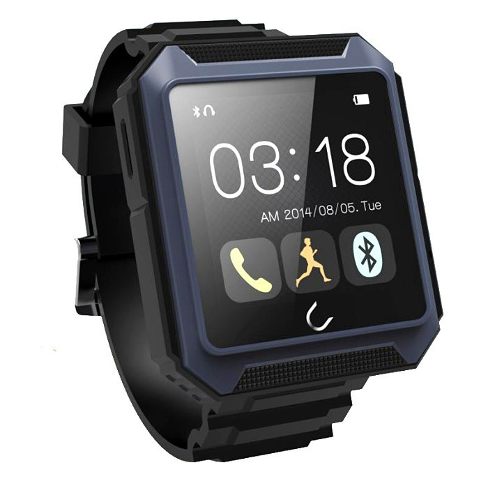 winait waterproof smart phone watch IP68 with touch display