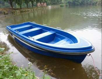 friberglass rowing boat /6 people rowing boat