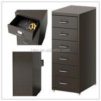 Office-Home use otobi metal furniture 6 drawer steel file cabinet in bangladesh price