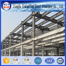 Widely used competitive price steel structure prefabricated industrial shed
