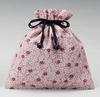 japanese cosmetic bags for women made of kimono fabric