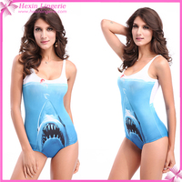 Latest Design H2O One Piece Bikini Young Girls Sex One Piece Swimwear