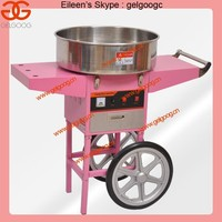 Cotton Candy Floss Catering Cart