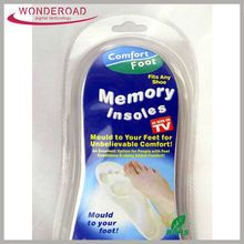 Shoe Insole memory foam arch support insole