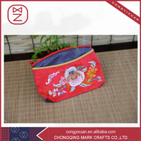Washable Fabric Coin Purse & Handbag for Coin, Cosmetic, Eyeglass