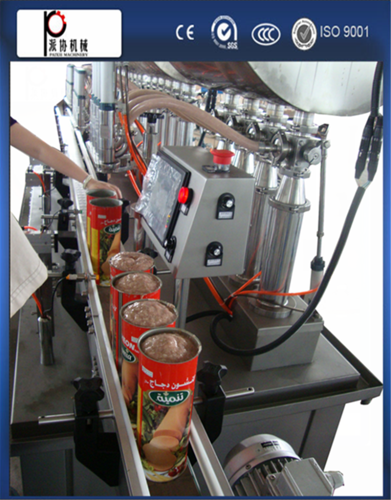 Fruit preserves filling production line/Fruit preserves filing packing machine