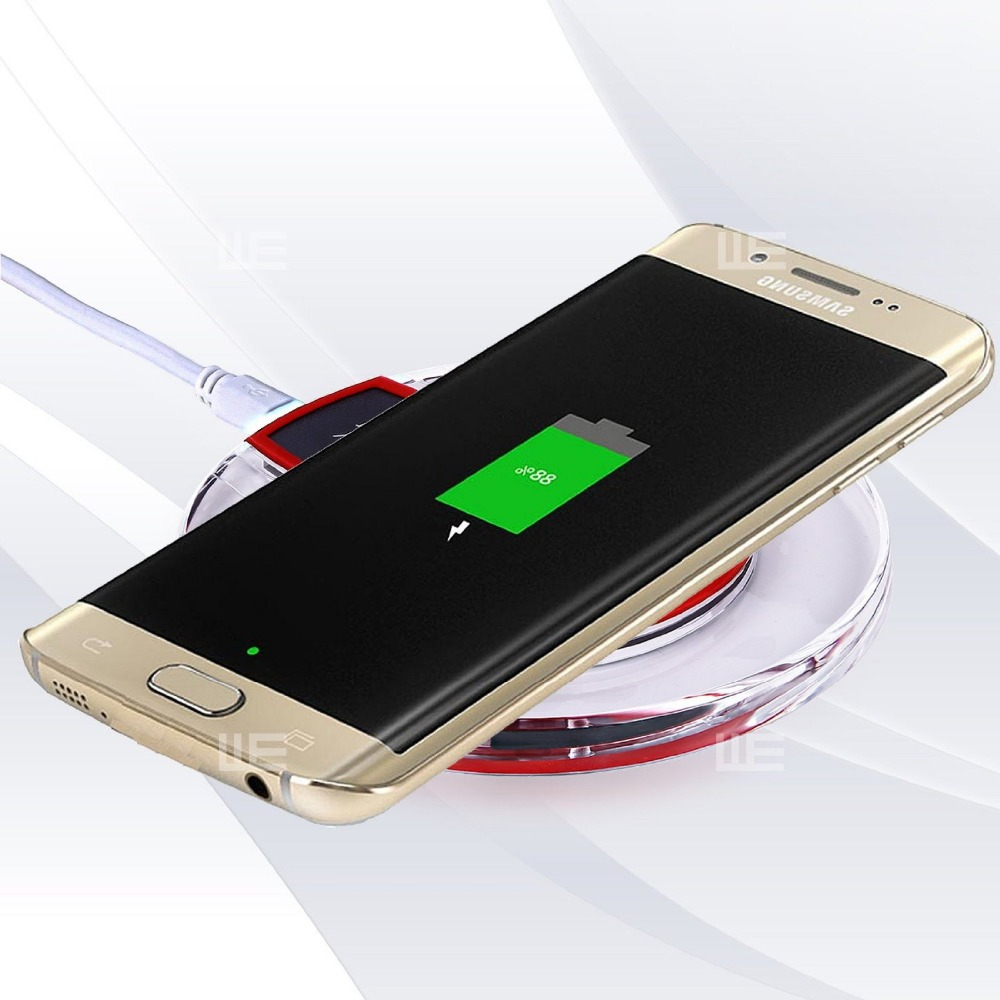 new 2016 universal wireless phone charger for iphone xiaomi redmi note 3