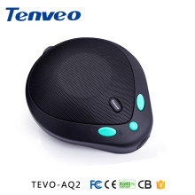 TEVO-AQ2 OEM secret omnidirectional video conference mai unique microphone manufactures