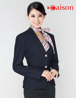 Classic Pretty Bank Suit Uniform Design