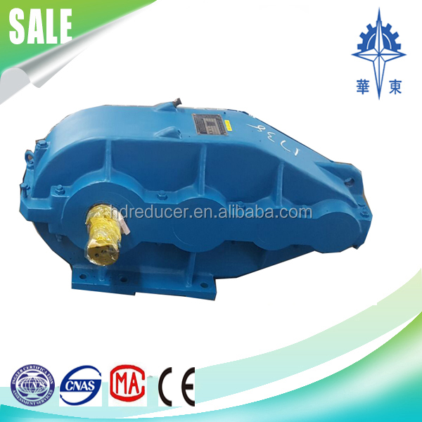 ZSC Cylindrical Gear Reduction Boxes From China