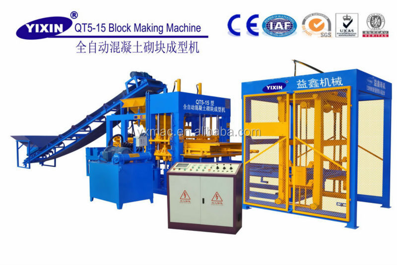 hot new products for 2014 cement block making machine in vietnam